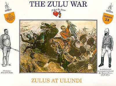 3224 - Zulus at Ulundi