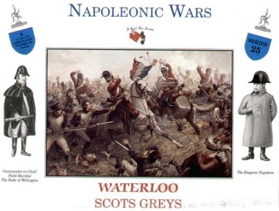 3225 - Waterloo Scots Greys