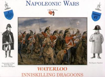 3227 - Inniskilling Dragoons Waterloo