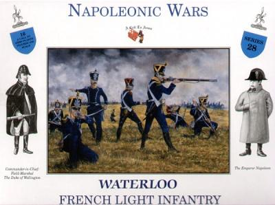 3228 - French Light Infantry Waterloo