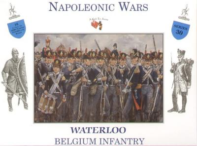 3230 - Belgian Infantry Waterloo