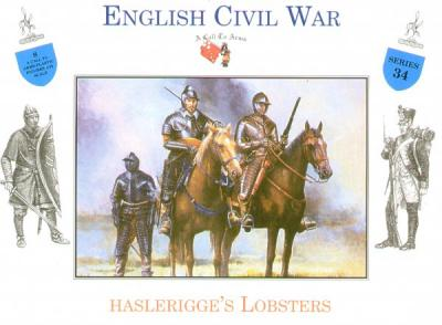 3234 - English Civil War Cavalry (Haslerigges Lobsters)