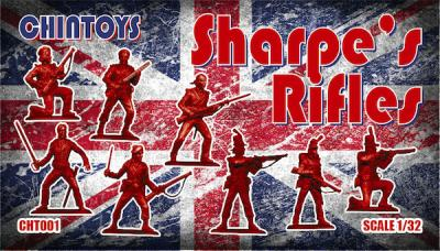 001 - Sharpe's Rifles