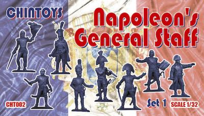 002 - Napoleon's General Staff Set 1