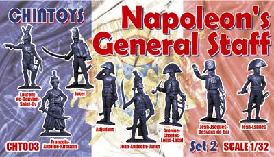 003 - Napoleon's General Staff Set 2