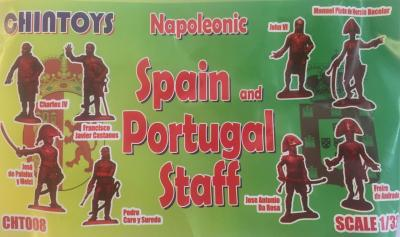 008 - Napoleonic Spain and Portugal Staff