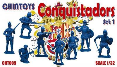 009 - Conquistadors Set 1