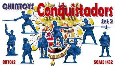 012 - Conquistadors Set 2