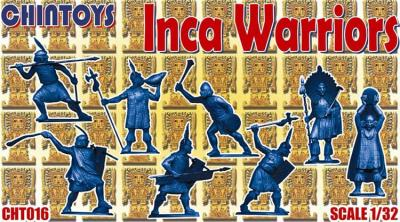 016 - Inca Warriors