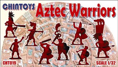 019 - Aztec Warriors