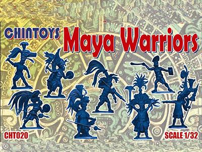 020 - Maya Warriors