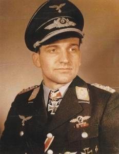32154 - H.J.Ruddel Luftwaffe Ace