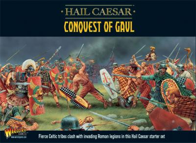 Hail Caesar: Conquest of Gaul Starter Set
