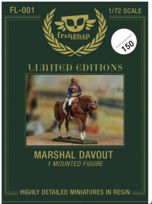 FL-001 - Marechal Davout 1/72