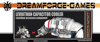 DFGLA-009 - Leviathan Capacitor Cooler, Accessory Component 28mm