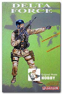 1610 - Delta Force American Soldier 1/16