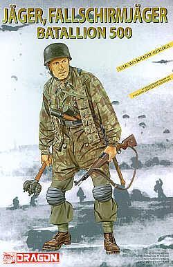 1628 - Fallschirmjager Batallion 500 1/16