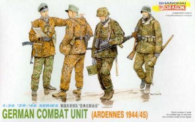 6002 - Waffen SS Ardennes 1944/45