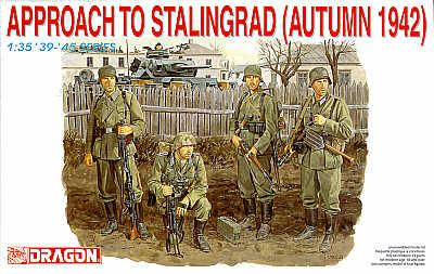 6122 - Approach to Stalingrad 1942