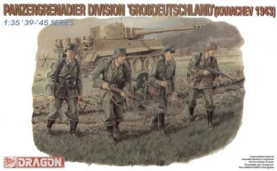 6124 - Panzer Grenadier Grossdeutschland Karachev 1943