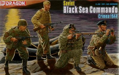 6457 - Soviet Black Sea Commandos
