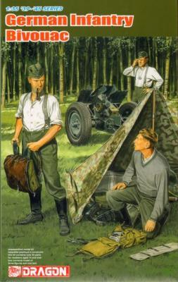 6695 - German Wehrmacht Bivouac
