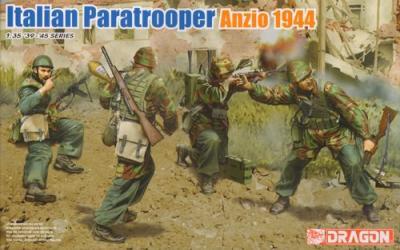 6741 - Italian Paratroopers Anzio 1944