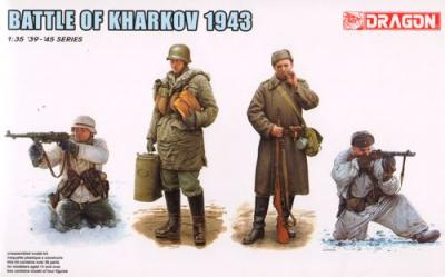 6782 - Battle Of Kharkov 1943