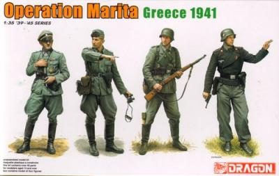 6783 - Operation Marita Greece 1941