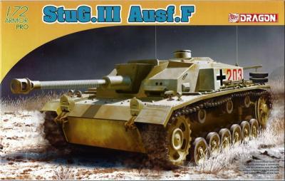 7286 - Sturmgeschutz/StuG.III Ausf.F 1/72