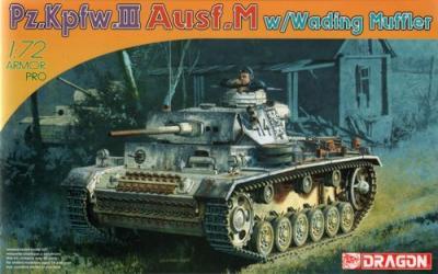 7290 - Pz.Kpfw.III Ausf.M/N 1/72