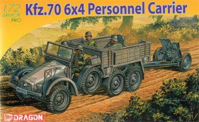 7377 - Kfz.70 6x4 Personal Carrier 1/72