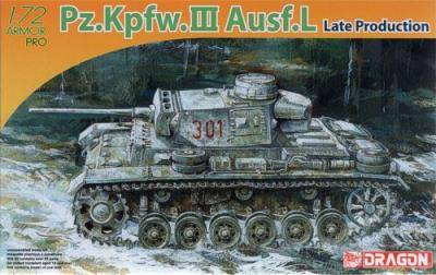 7385 - Pz.kpfw.III Ausf.L Late Production 1/72