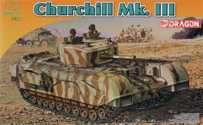 7396 - Churchill Mk.III 1/72