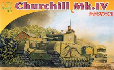 7424 - Churchill Mk.IV 1/72