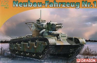 7436 - Neubau-Fahrzeug NR 1 1/72