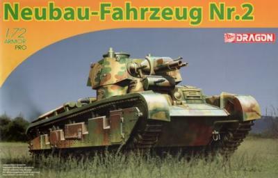 7437 - Neubau-Fahrzeug NR.2 1/72