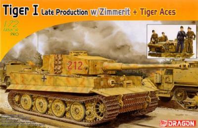 7440 - Pz.Kpfw.VI Ausf.E Tiger 1/72