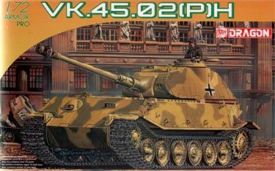 7493 - VK.45.02(P)H 1/72