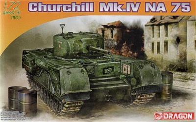 7507 - Churchill MK.IV NA75 1/72