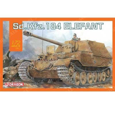 7515 - Sd.Kfz.184 'Elefant' 1/72