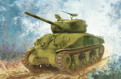 7571- Sherman M4A1(76)W VVSS 1/72