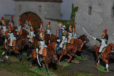 JS72/0454 - Dragons de la Garde 1/72