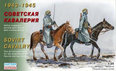 35302 - Soviet Cavalry 1943-1945