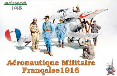 8511 - Aeronautique Militaire Francaise 1916