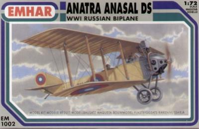 1002 - Anatra Anasal DS 1/72