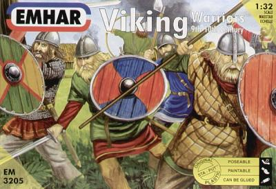3205 - Vikings Warriors