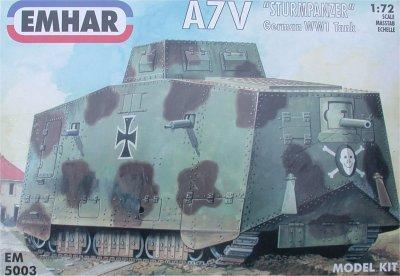 5003 - German A7V