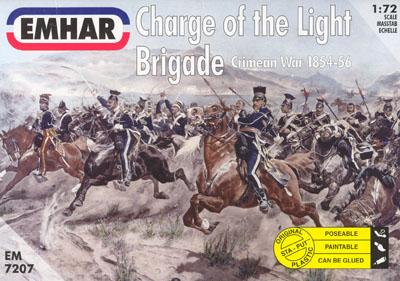 7207 - Charge of the Light Brigade 1/72