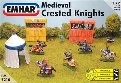 7210 - Crested Knights 1/72